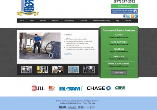 Commercial Service Solutions