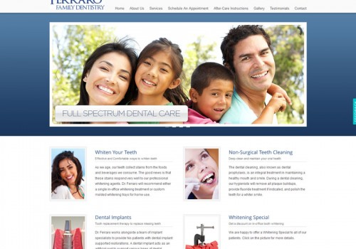 Ferraro Family Dentistry