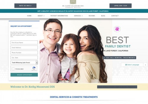 Dentist Lake Forest