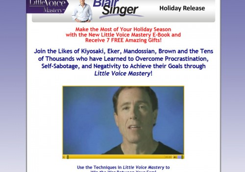 Little Voice Mastery 2nd Edition
