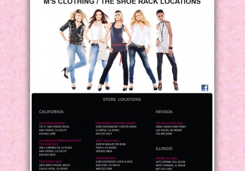 M'S Clothing And Accessories