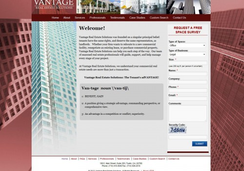 Vantage Real Estate Solutions