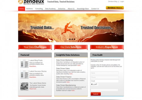 Zendeux Business Data Solutions
