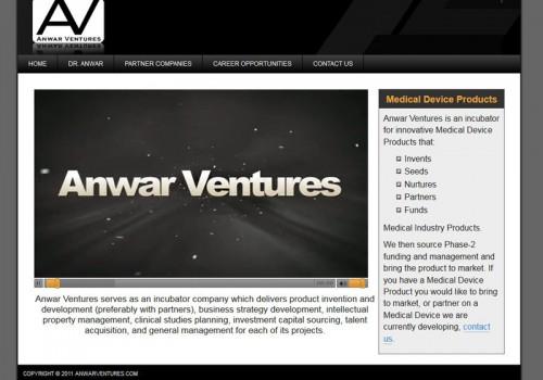 Anwar Ventures