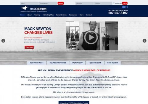 Mack Newton