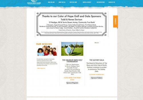 Boys & Girls Clubs Of North Central Louisiana