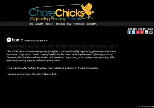 Chore Chicks