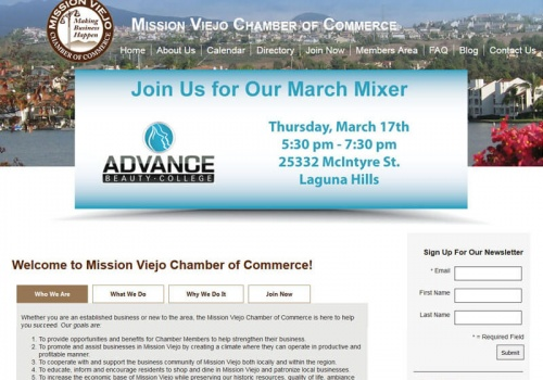 Mission Viejo Chamber